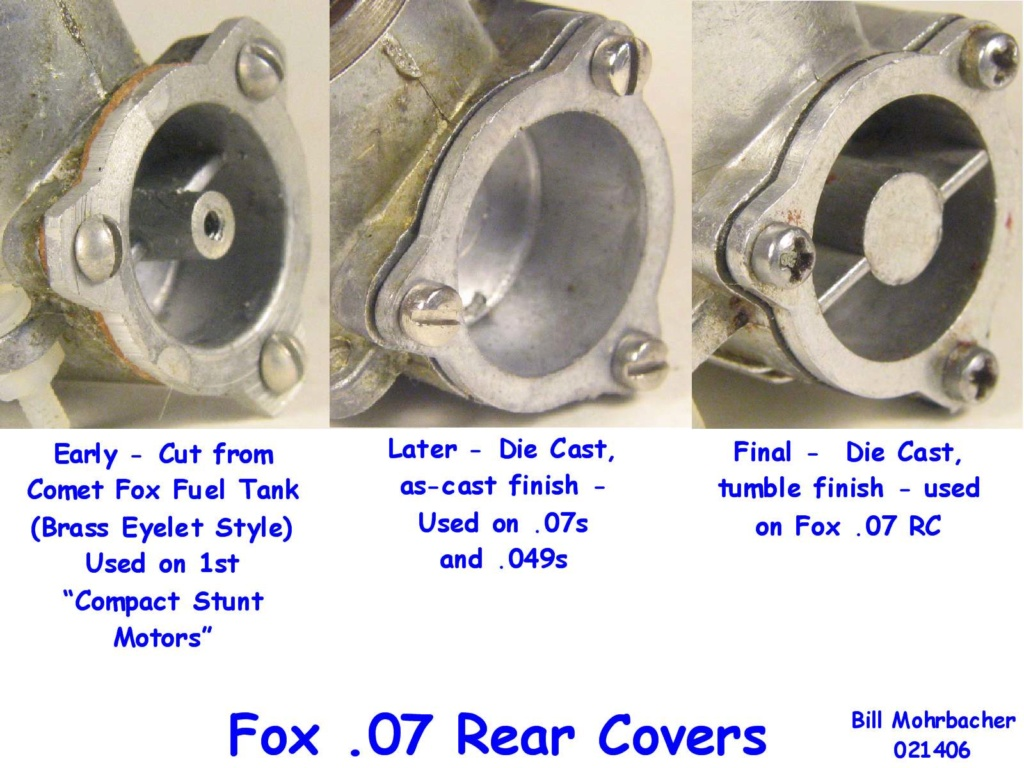 FOX FAI .049 Engines Fox_0711
