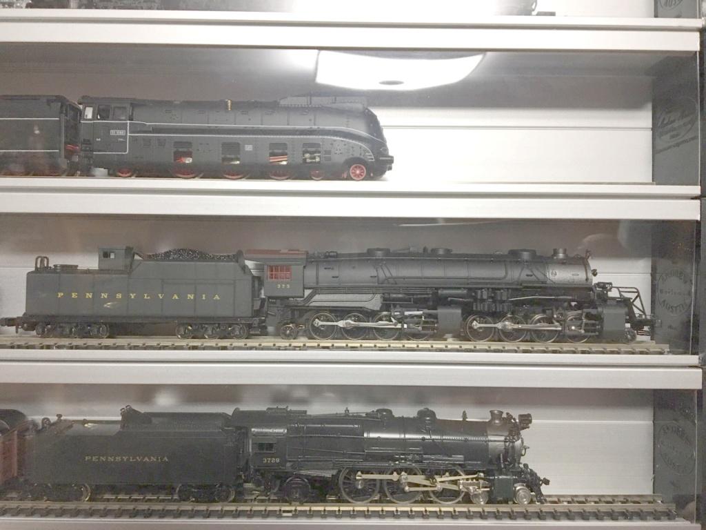 I am a railroad nut Trains12