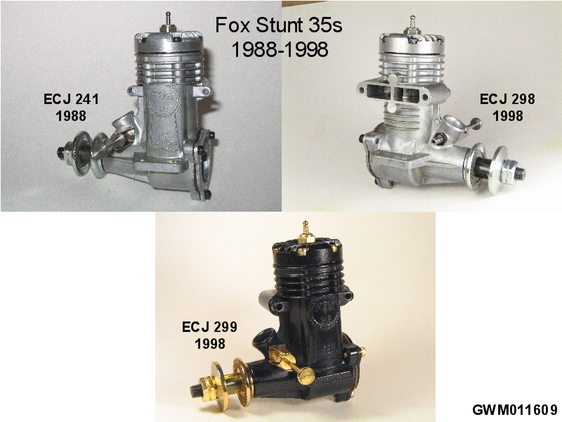 Fox 3 case bolt .35 - What do you know? Xstunt10