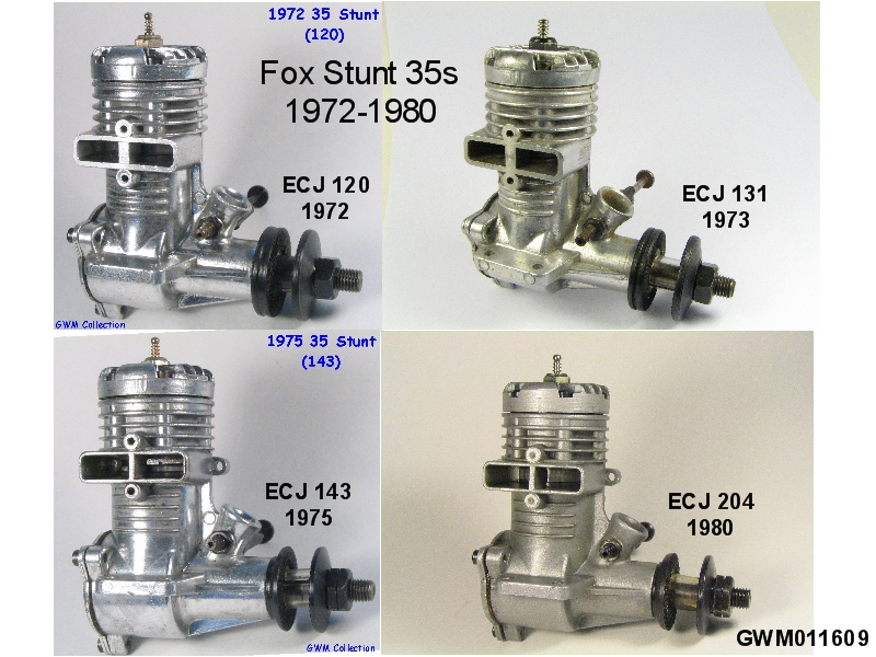 Fox 3 case bolt .35 - What do you know? Xstunt11