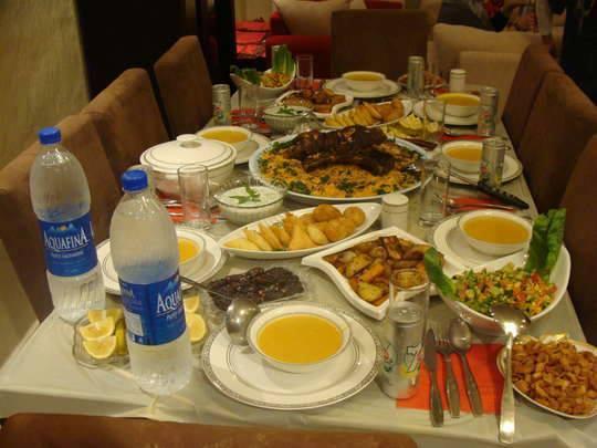 أفكار أكلات لعزومات رمضان  مختلفة ومتنوعة 11111719