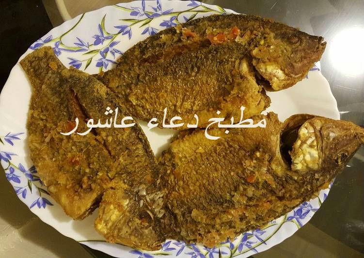 سمك بلطى مقلى  Od_oa_11