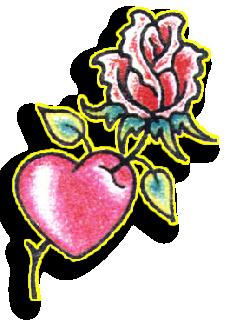 La page de Assia et ibtissam - Page 2 Rose-h10