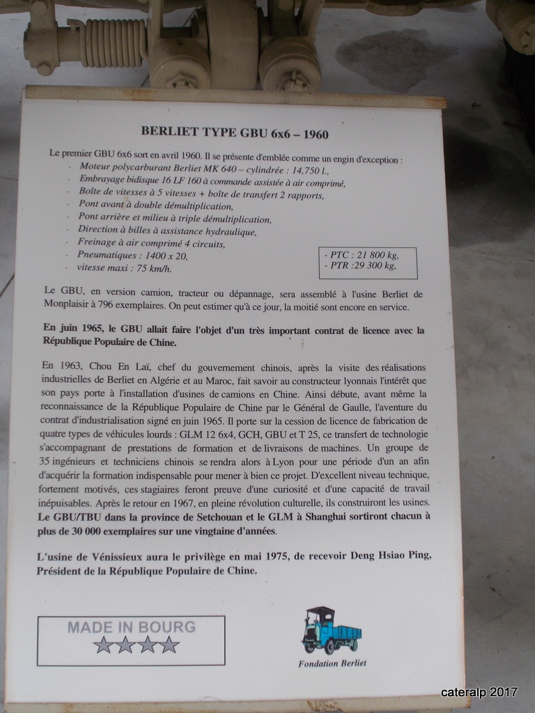 Visite de la fondation BERLIET  Berli113