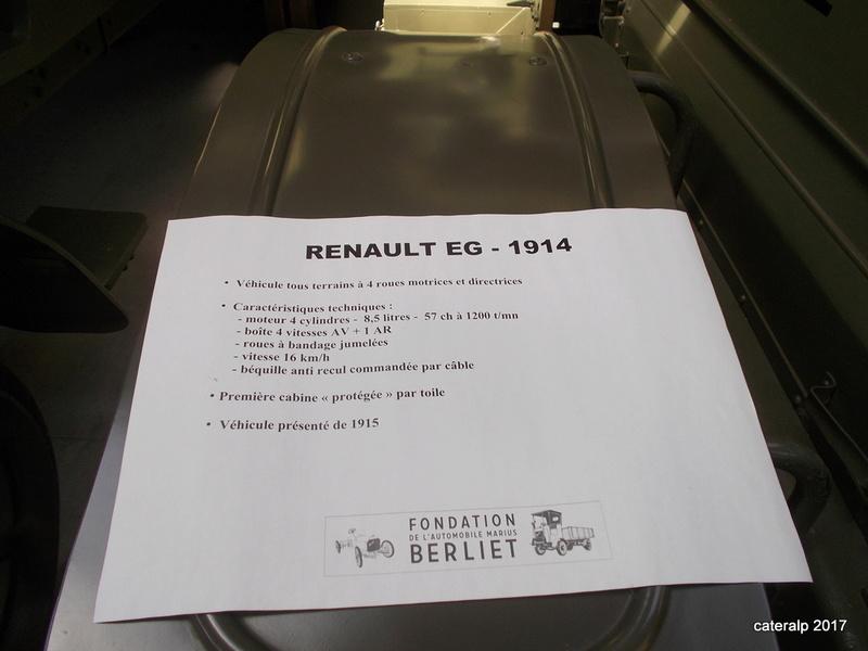 Visite de la fondation BERLIET  Berli124