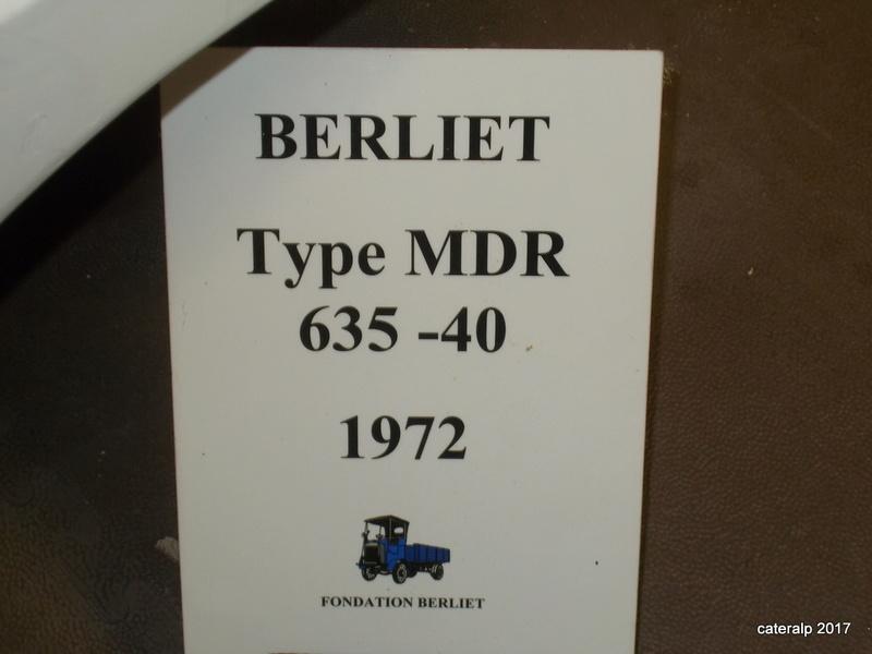 Visite de la fondation BERLIET  Berli188