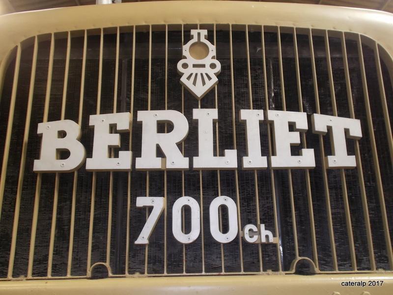 Visite de la fondation BERLIET  Berlie26