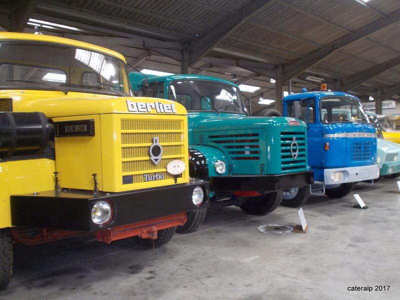 Visite de la fondation BERLIET  Berlie41