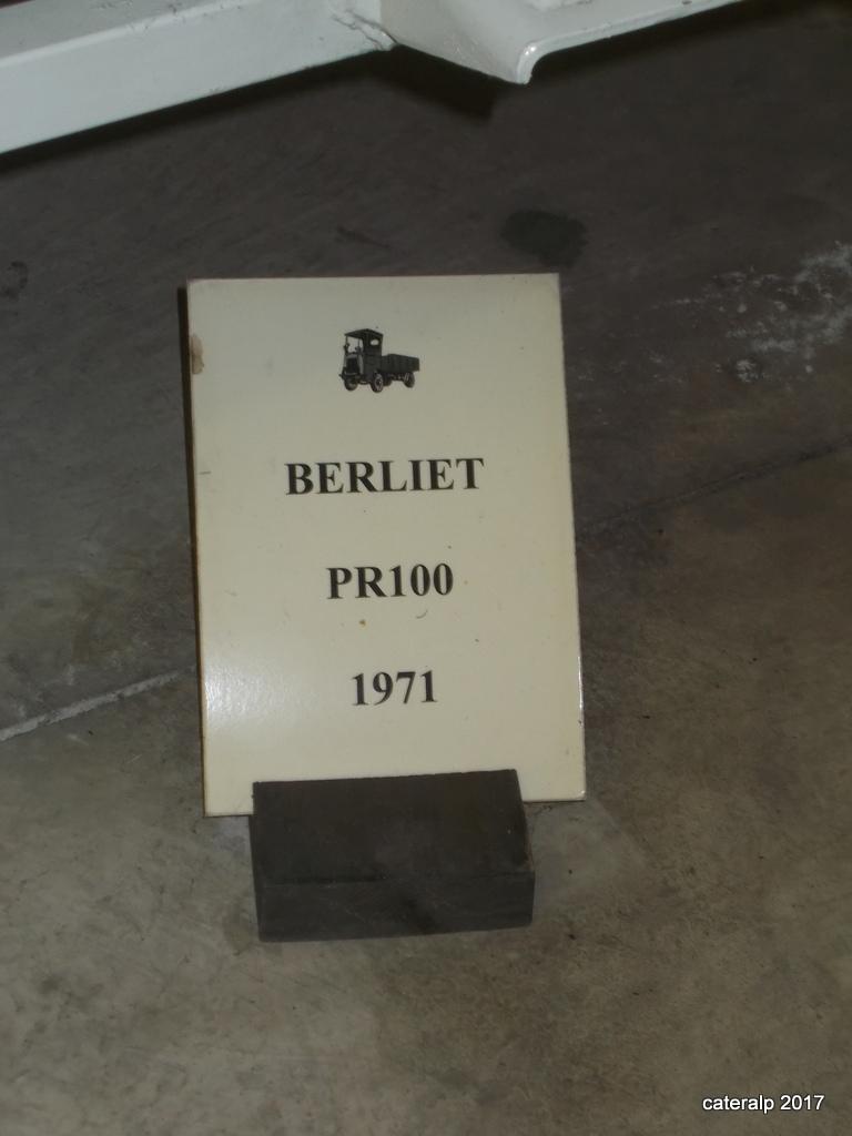 Visite de la fondation BERLIET  Berlie66