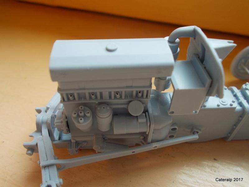"""Ferguson FF-30 mon petit gris """"rouge """" et TE-20 mon petit gris """"gris""""  Fergus11"""