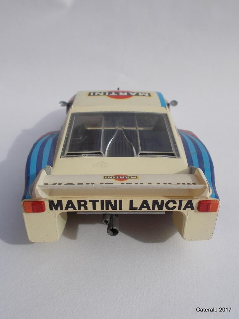 Lancia Beta Monte Carlo 8 ème Le Mans 1981  Lancia10