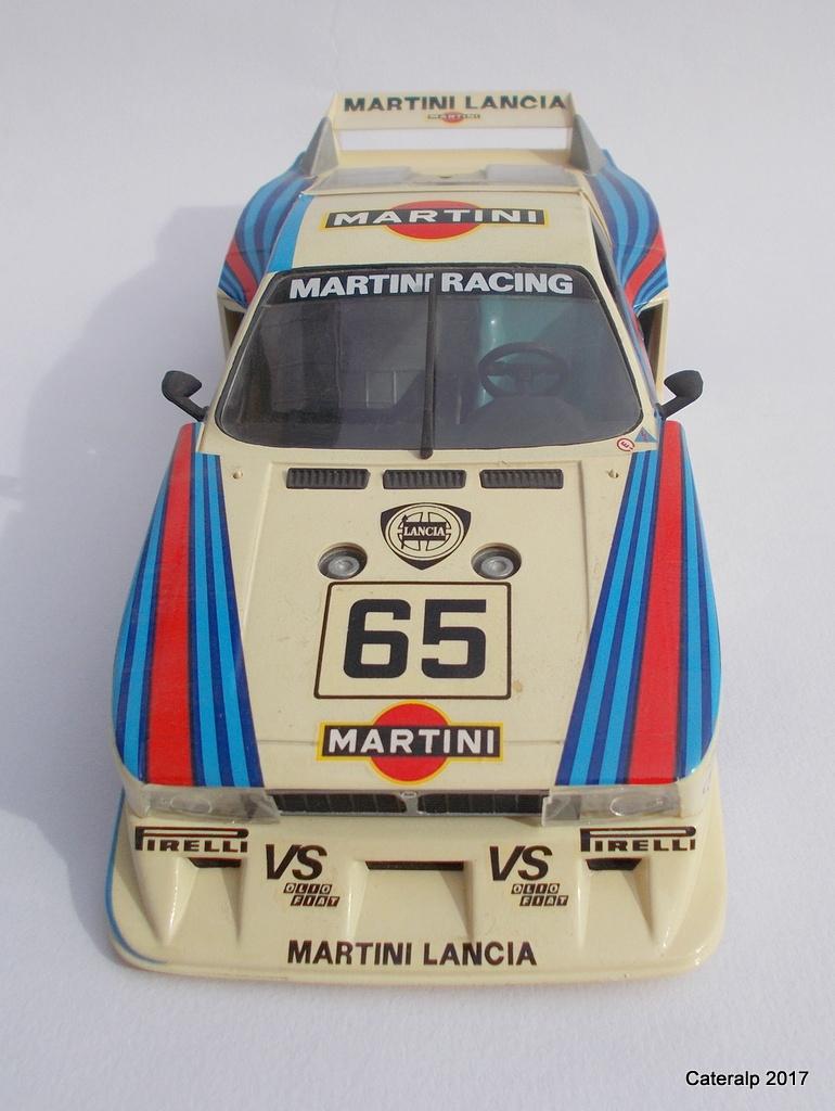 Lancia Beta Monte Carlo 8 ème Le Mans 1981  Lancia16
