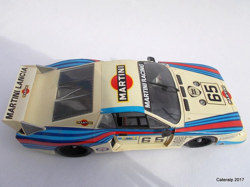 Lancia Beta Monte Carlo 8 ème Le Mans 1981  Lancia17