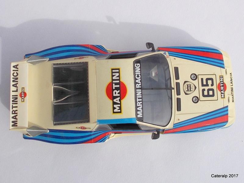 Lancia Beta Monte Carlo 8 ème Le Mans 1981  Lancia18