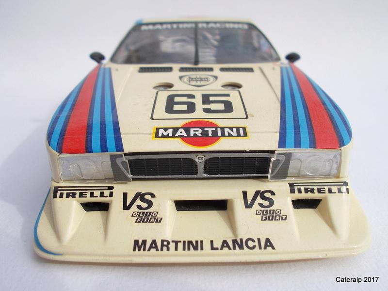 Lancia Beta Monte Carlo 8 ème Le Mans 1981  Lancia19