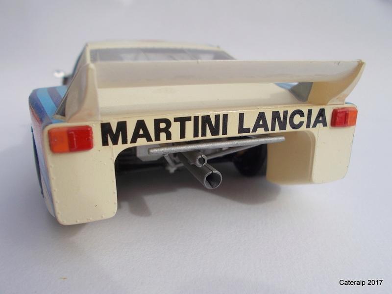 Lancia Beta Monte Carlo 8 ème Le Mans 1981  Lancia20