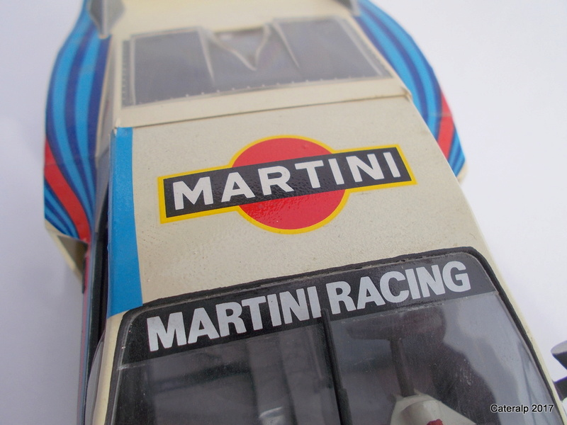 Lancia Beta Monte Carlo 8 ème Le Mans 1981  Lancia25