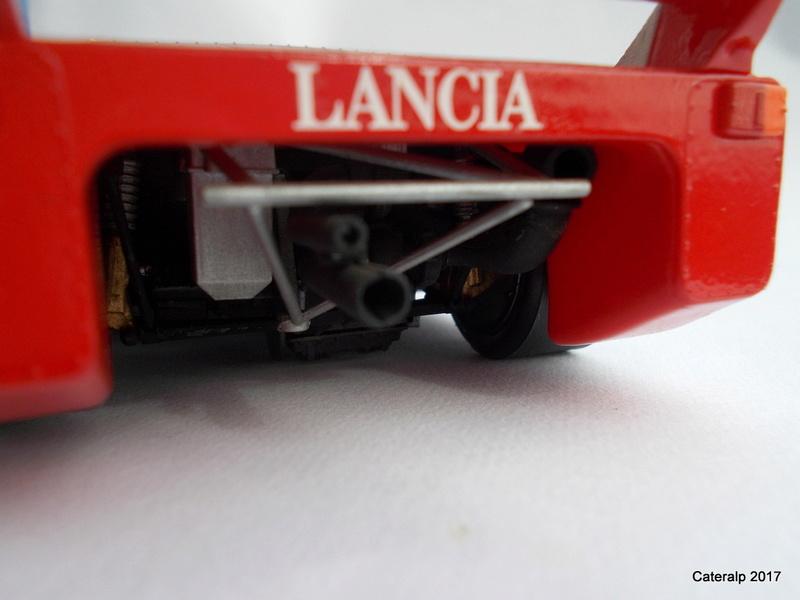 Lancia Beta Monte Carlo 8 ème Le Mans 1981  Lancia30