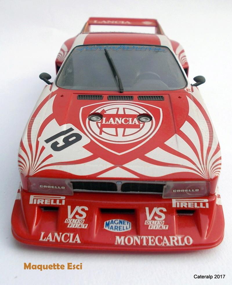 Lancia Beta Monte Carlo 8 ème Le Mans 1981  Lancia33
