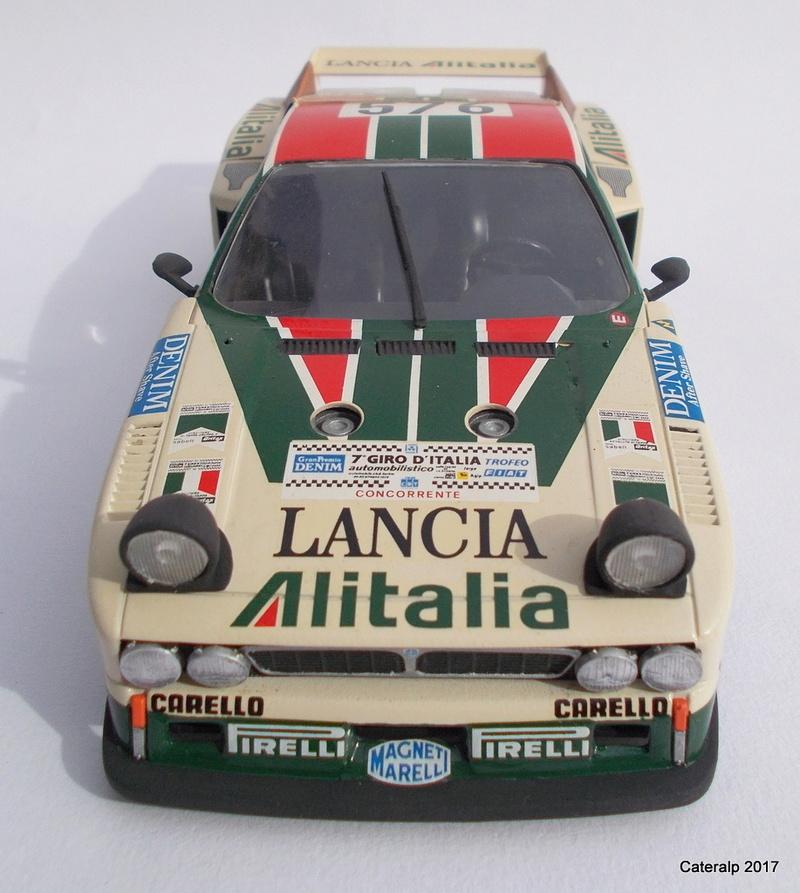 Lancia Beta Monte Carlo 8 ème Le Mans 1981  Lancia37