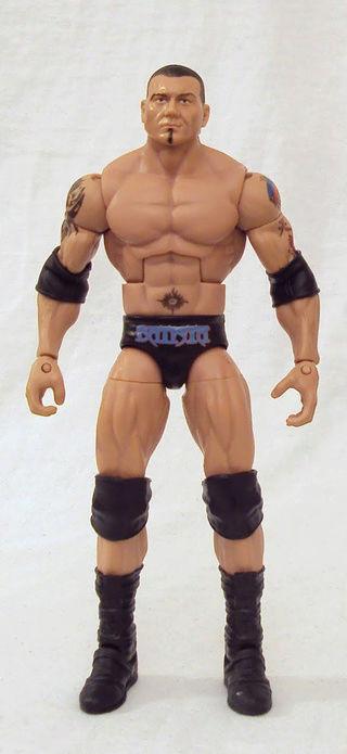 Batista / David Bautista Tru45