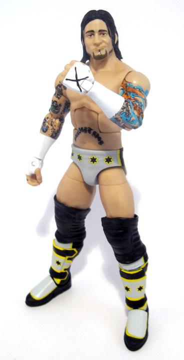 CM Punk / Phillip Jack Brooks Tru48