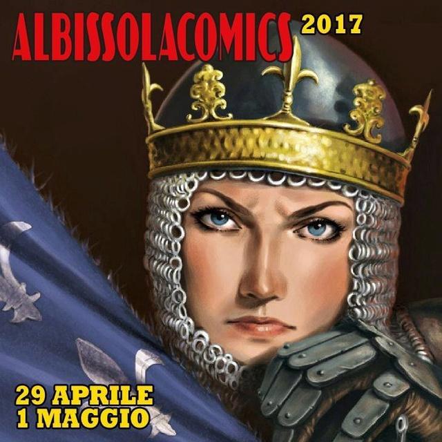ALBISSOLA COMICS 2017 15492110