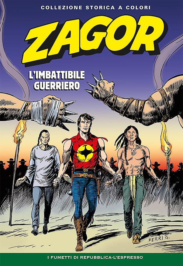 Collezione Storica a Colori Zagor (Ristampa) - Pagina 12 14950010