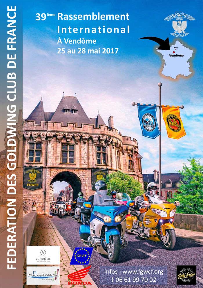 Rassemblement clubs Goldwing du 25 au 28 mai 2017 Vendôme (41) Index12