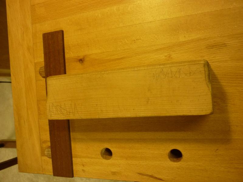 Restauration de rabots en bois. P1070614