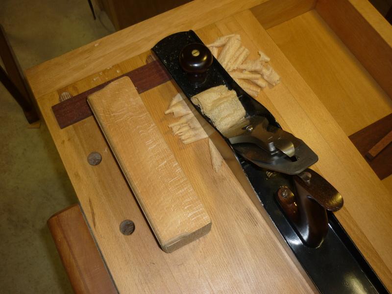 Restauration de rabots en bois. P1070615