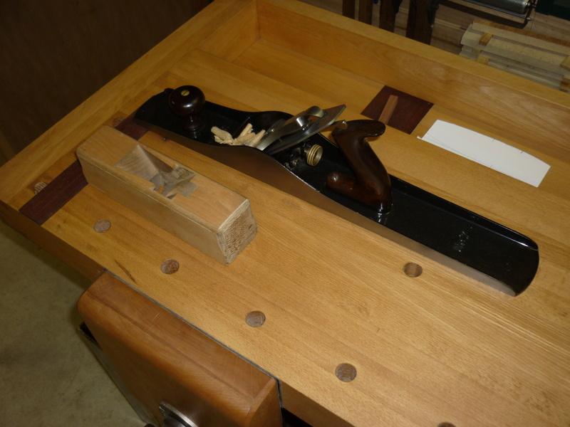 Restauration de rabots en bois. P1070616