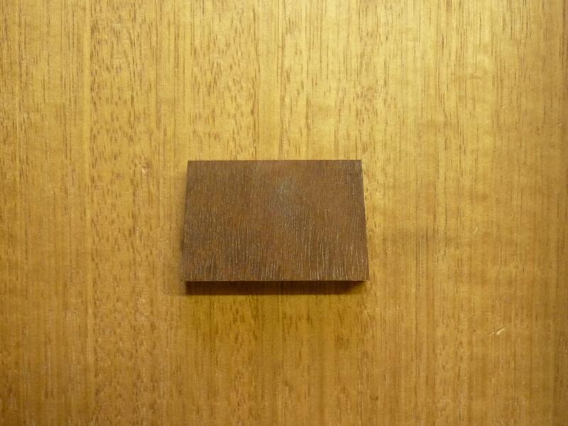 Restauration de rabots en bois. P1070624