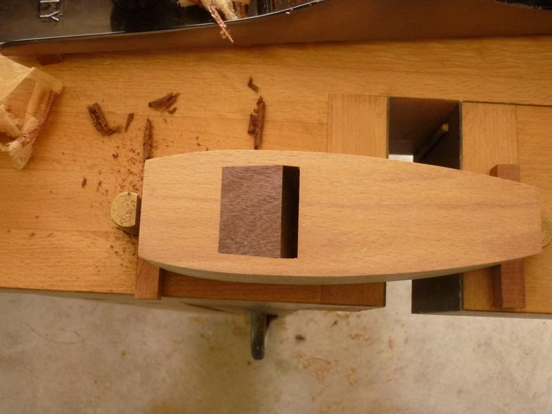 Restauration de rabots en bois. P1070714