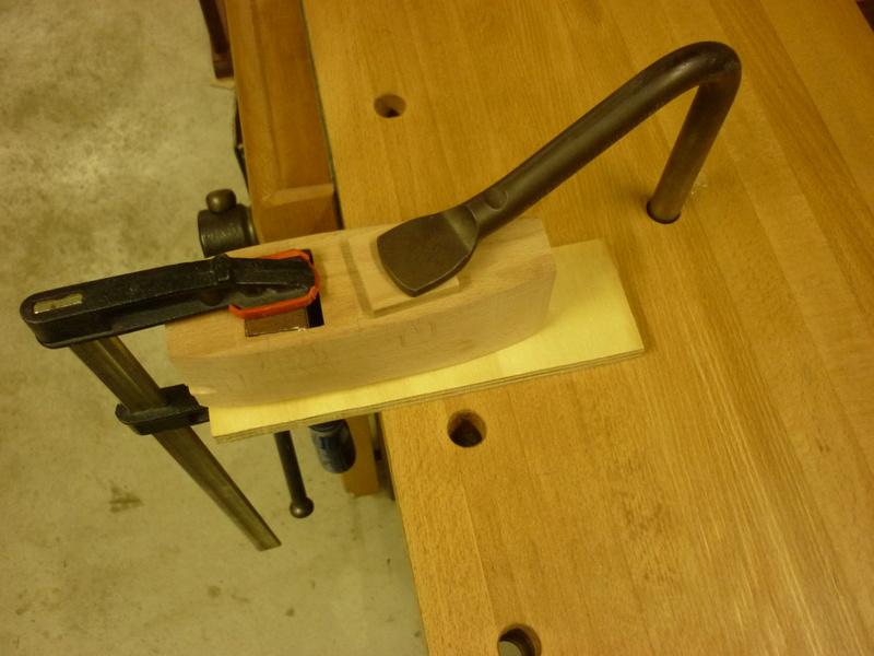 Restauration de rabots en bois. P1070717