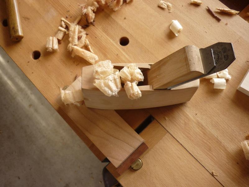 Restauration de rabots en bois. P1070721