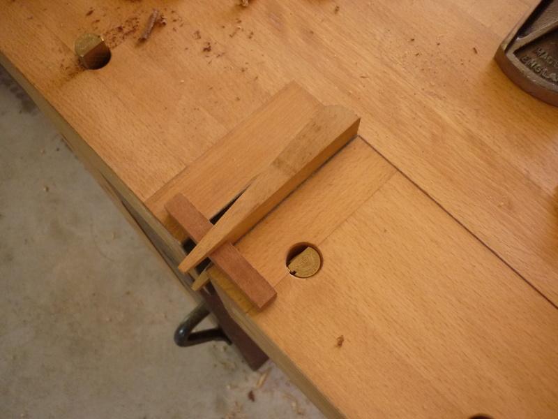 Restauration de rabots en bois. P1070723