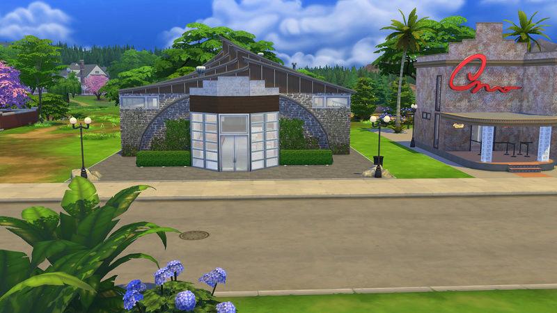 Sims 4 Creations by Mamaj 03-24-10