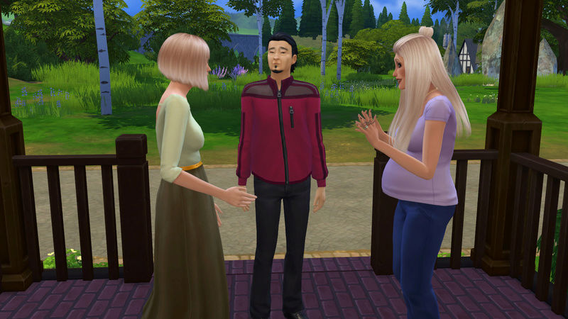 My Life as a Sim 05-23-12