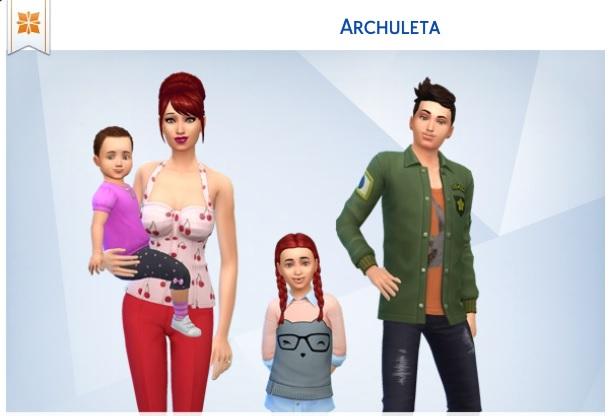 Mamaj's Sims Archul10