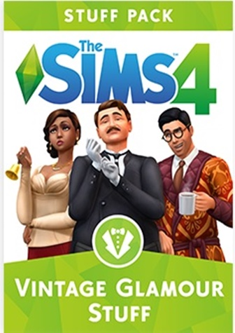Sims 4 Ep's, GP's & Sp's Vintag10