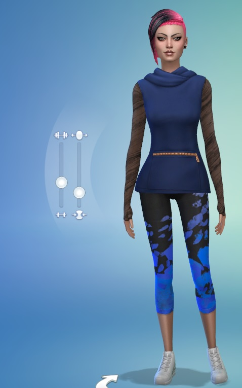 Puny to Powerful TS4Fitness Mini Challenge Zuri_b10
