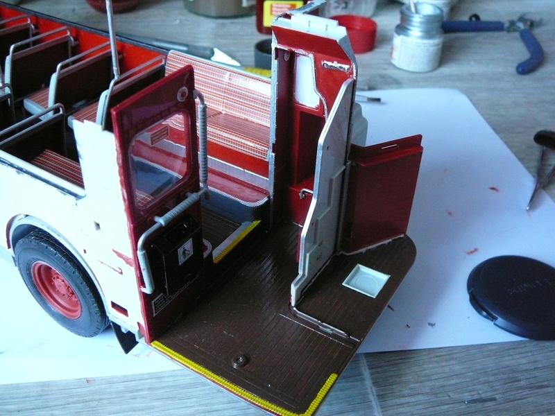 Bus à Impérial Londonien Bus2010
