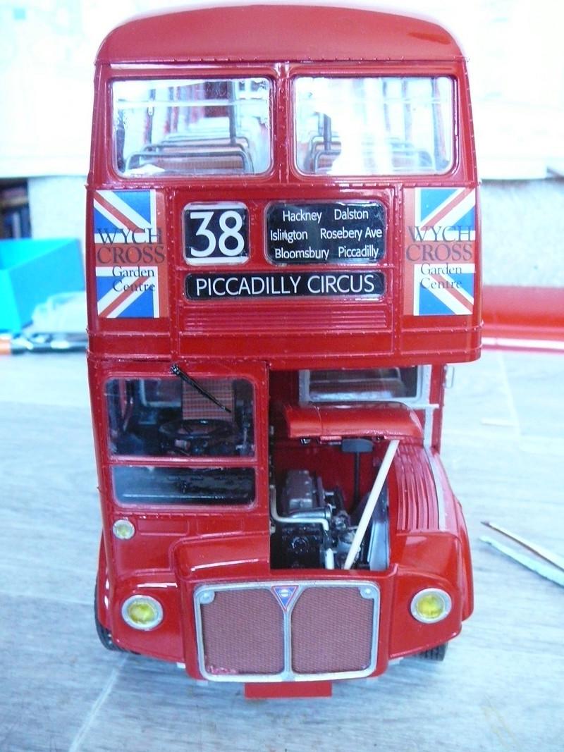 Bus à Impérial Londonien Bus3010