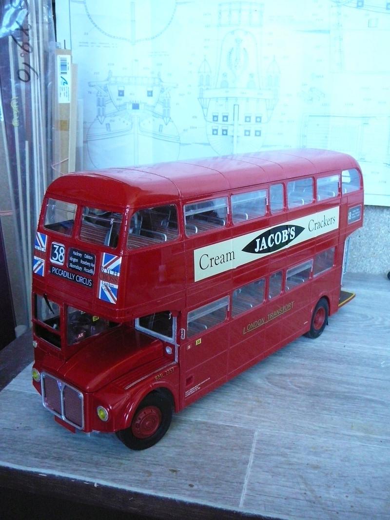 Bus à Impérial Londonien Bus3110