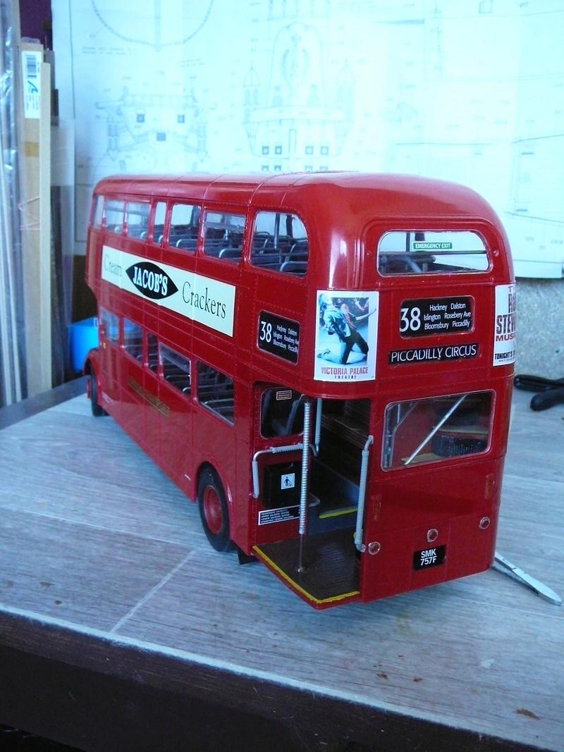 Bus à Impérial Londonien Bus3210
