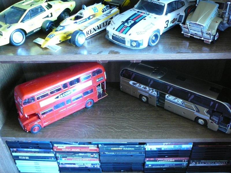 Bus à Impérial Londonien Bus3610
