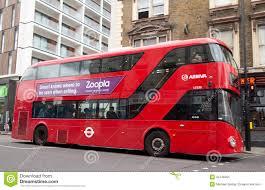 Bus à Impérial Londonien Images15
