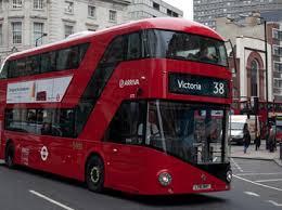 Bus à Impérial Londonien Images16
