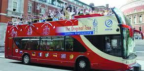 Bus à Impérial Londonien Images17